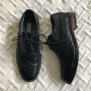 Steve Madden Ethin 2 Wingtip Oxford in Black